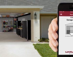 MyQ Wireless Garage Door Opener App