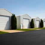 commercial garage doors 3 doors